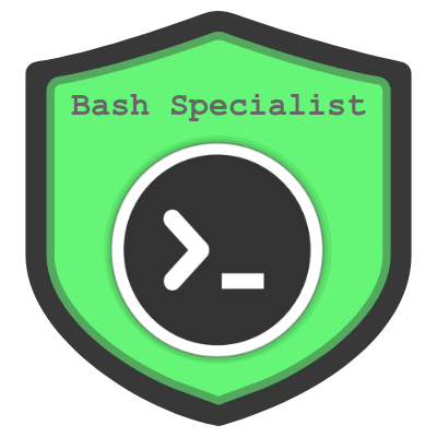 Bash Specialist