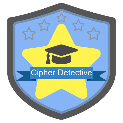 cipher badge